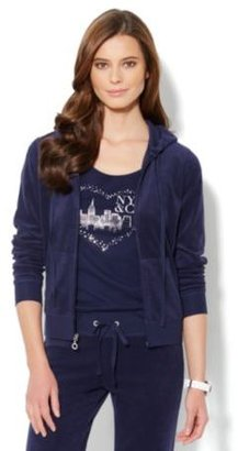 New York & Co. Love, NY&C Collection - Baby Terry Jacket