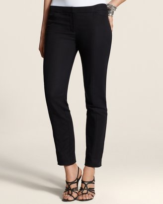 Chico's Smooth Stretch Ankle Pants