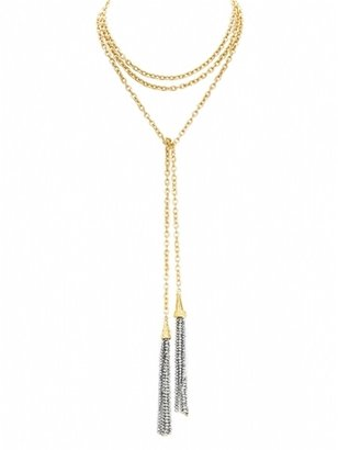 Lola James All Tied Up Necklace