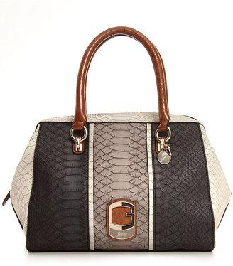 GUESS Handbag, Tisbury Box Satchel