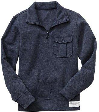 Gap Half-zip sweater