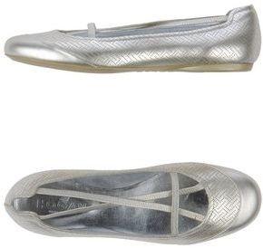 Hogan Ballet Flats