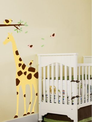 Gap Giraffe wall art