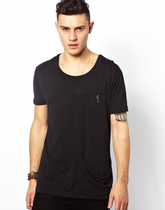 Religion T-Shirt with Logo