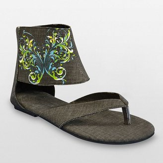 Sun Luks by muk luks thong sandals - juniors