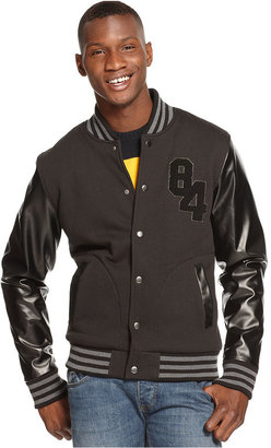 American Rag Jacket, Sherpa Varsity 84 Jacket