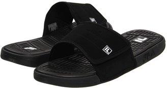 Fila Amazen Slide (Black/White) - Footwear
