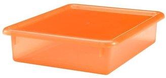 Baby Essentials Orange Small Top Box