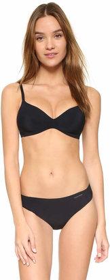 Calvin Klein Underwear Perfectly Fit Wireless Contour Bra $38 thestylecure.com