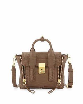 3.1 Phillip Lim Pashli Mini Leather Satchel, Taupe $695 thestylecure.com