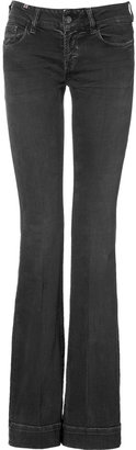 Notify Jeans The Azalee Black Flared Jeans