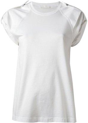 Chloé round neck t-shirt