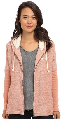 Element Lisa French Terry Hoodie $79.50 thestylecure.com