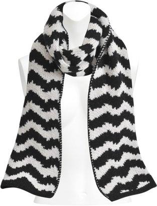 Sonia Rykiel two-tones scarf 35x200