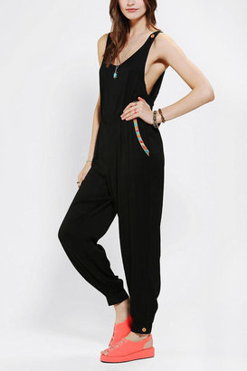6 Shore Road Castaway Embroidered Jumpsuit