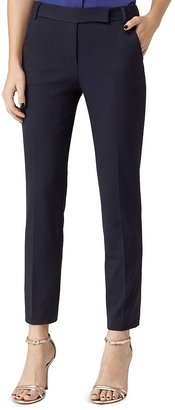 REISS Trousers - Joanna Straight Tailored $180 thestylecure.com