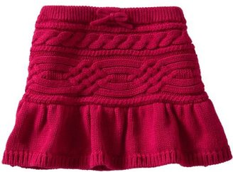 Gap Cable knit sweater skirt