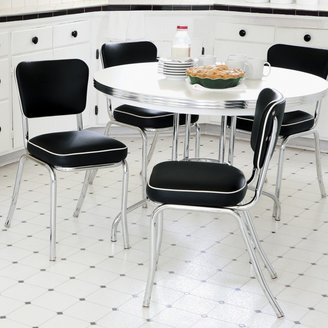 Williams-Sonoma Stackable Diner Chairs, Set of 2