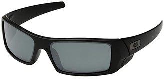 Oakley GasCan (Matte Black w/ Prizm Black) Sport Sunglasses