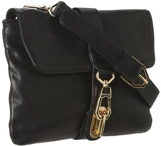 Rachel Zoe Goldie Crossbody (Black Lambskin) - Bags and Luggage