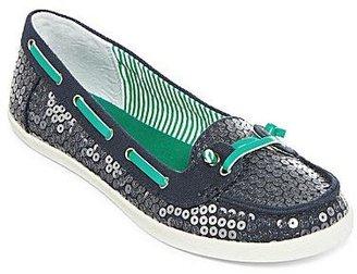 Arizona Harbor Sequin Boat Shoes
