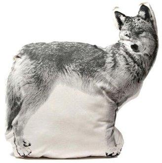 Areaware Wolf Large Cushion