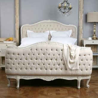 Eloquence Sophia Bed - Fresh Linen