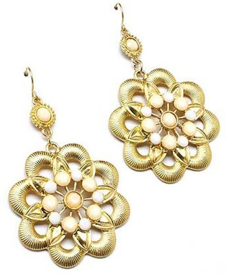 Style Tryst Colbie Flower Earrings