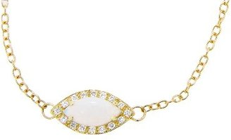 Andrea Fohrman Marquis Opal and Diamond Bracelet - Yellow Gold