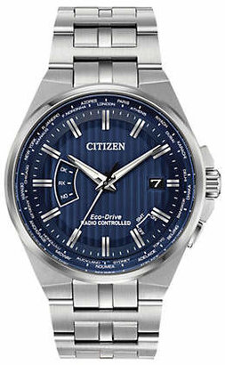 Citizen Mens World Perpetual CB0160-51L Watch