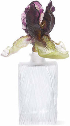 Daum Square Iris Perfume Bottle