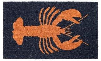 Threshold Coastal Lobster Doormat - Black (18