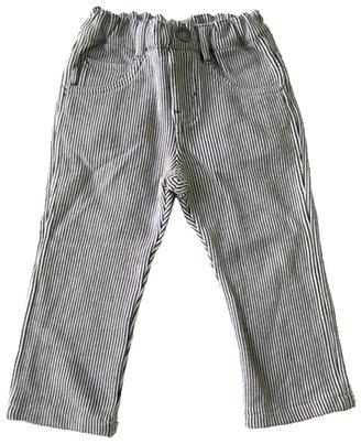 Bit'z Bit'z Kids - Boy's Knitted Pants - Charcoal