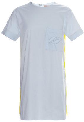 Roksanda Ilincic Blue Baynes T-Shirt