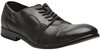 Hudson H By lace-up oxford shoe