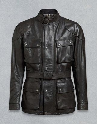 Belstaff Classic Tourist Trophy Jacket Black