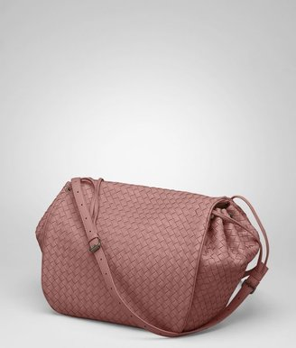 Bottega Veneta Watteau intrecciato nappa cross body bag