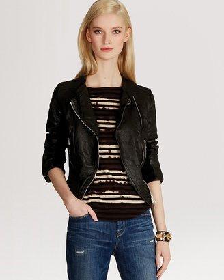 Karen Millen Jacket - Leather Biker