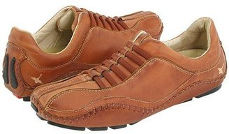 PIKOLINOS Fuencarral 15A-6175 (Brandy Leather) Men's Slip on Shoes