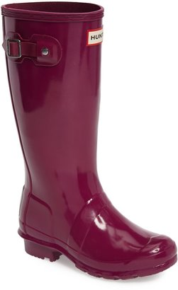 Hunter Gloss Rain Boot