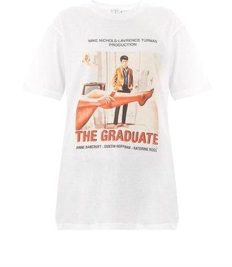 Stella Jean The Graduate-print T-shirt