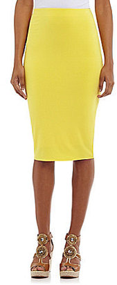 Vince Camuto Midi Pencil Skirt