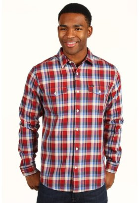 Hurley L/S Radium Shirt Men's Long Sleeve Button U