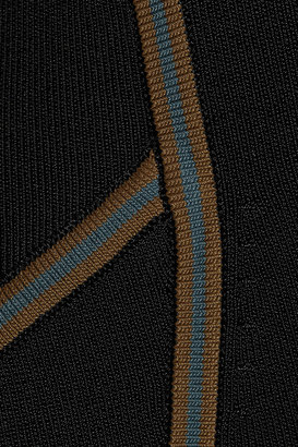 A.L.C. Vika stretch-knit mini dress