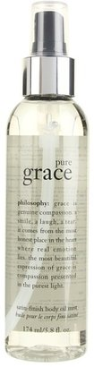 philosophy pure grace satin-finish body oil mist (5.8oz) (N/A) - Beauty