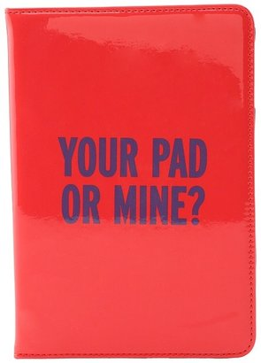 Kate Spade Your Pad Or Mine Mini Tablet Folio (Maraschino/Sonia Purple) - Bags and Luggage