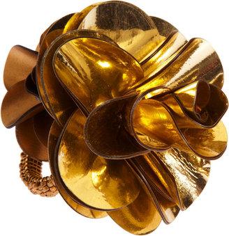 Kim Seybert Sequin Flower Napkin Ring