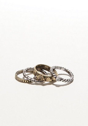With Love From CA Stackable Stud Rings