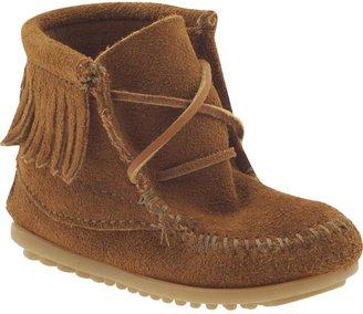 Minnetonka Moccasin Ankle Hi Tramper (Infant/Toddler/Youth)