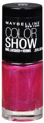 Maybelline Nail Lacquer Purple Icon